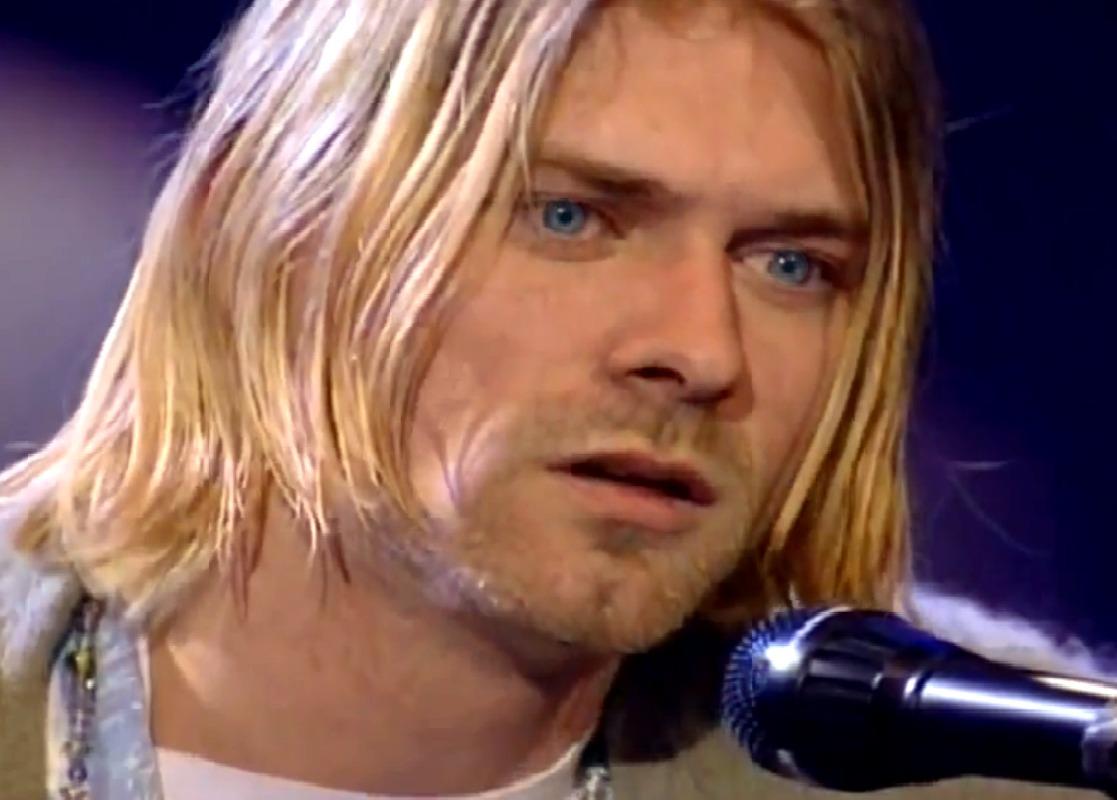 Kurt Cobain Mtv Unplug...