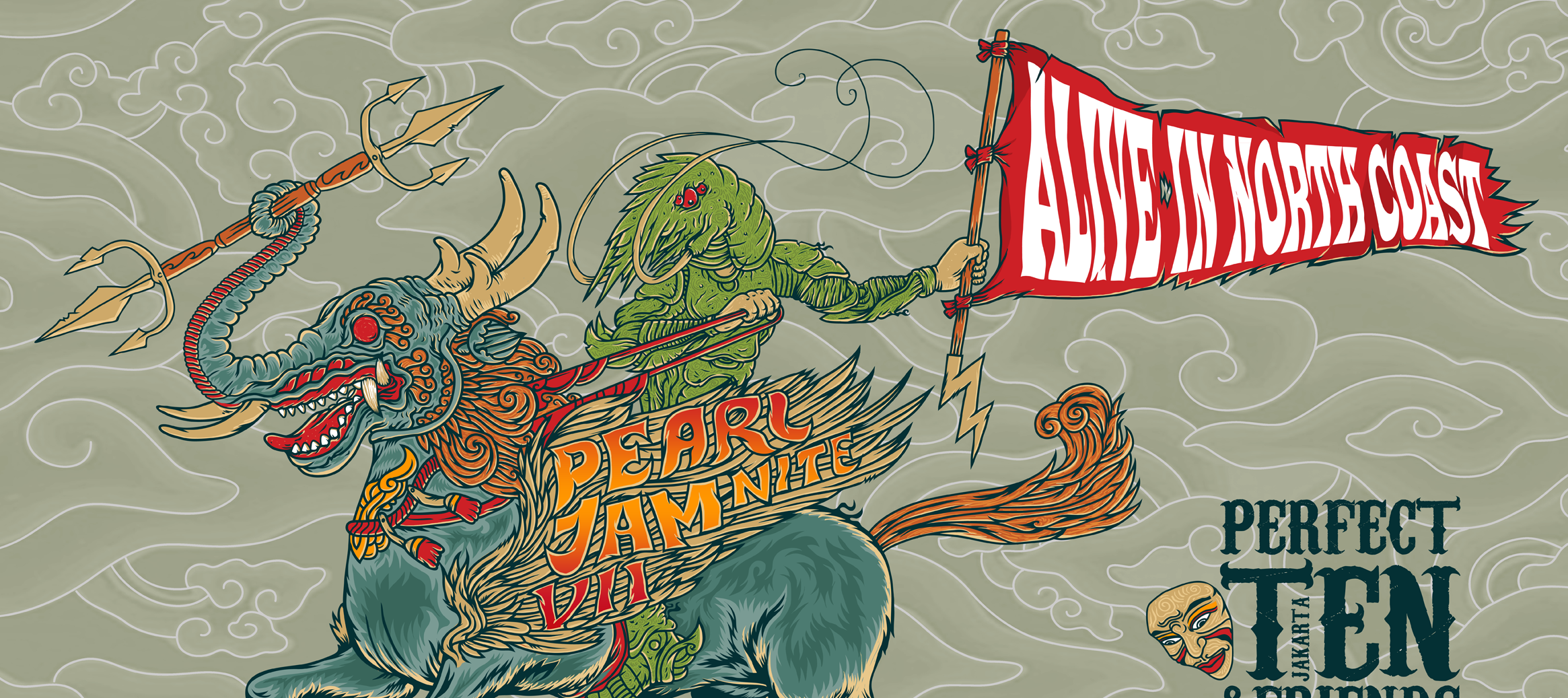 Cirebon Siap Gelar Pearl Jam Nite VII!