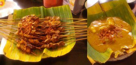 Padang Panjang (pasar) - Sate Mak Syukur