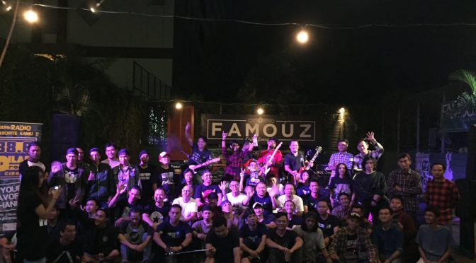 Pearl Jam Nite 10 Cirebon