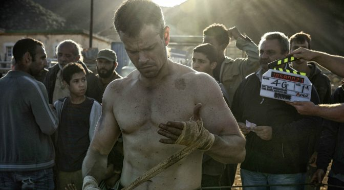 Jason Bourne Gets It Right Once Again