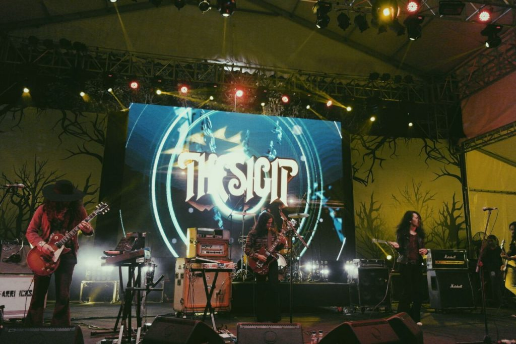 The Sigit di Forest Stage (foto oleh Danudika)