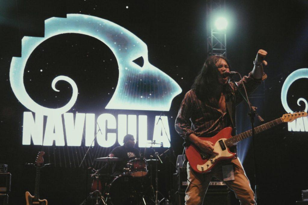 Navicula di Lake Stage (foto oleh Danudika)